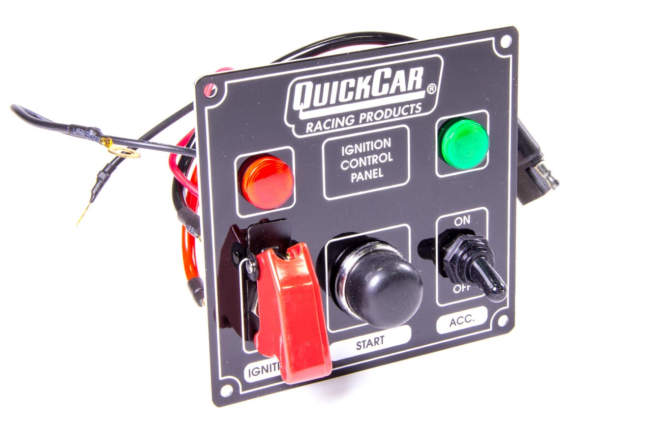 QRP50-823 Quickcar Ignition Control Panel Wiring Diagram on