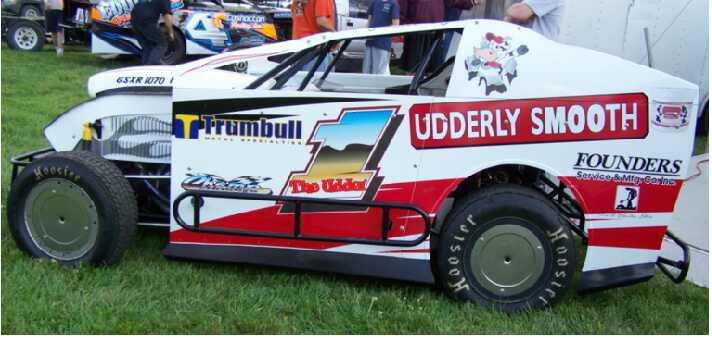 Midget lite race car